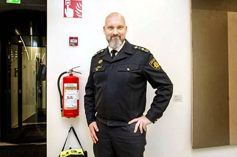 Kimmo Kohvakka aloittaa uutena pelastusylijohtajana marraskuun alussa. – Pelastustoimi on järjestelmänä paremmassa kunnossa kuin se on koskaan ollut, hän sanoo.