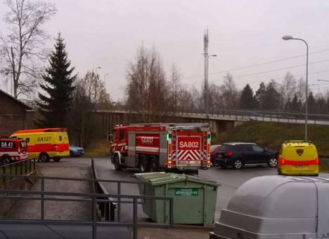 Yksi ihminen jäi Tampereelta Poriin matkalla olleen junan alle Ulvilassa.