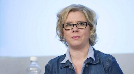 Kaupunginvaltuuston puheenjohtajan Hanna Laineen mukaan Kangasalla ei suvaita työpaikkakiusaamista.