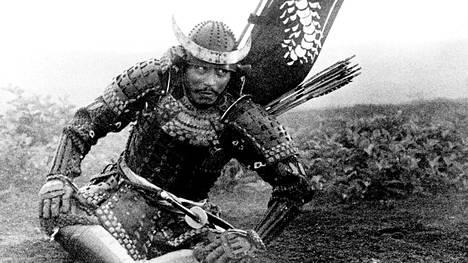 Seittien linna on Akira Kurosawan ohjaama samuraiversio William Shakespearen Macbethistä. Noriyasu Odaguran roolissa on Takashi Shimura.