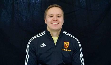 Viitasaaren SM-kisojen avoimen sarjan voittajaksi 83-kiloisissa urakoi ylöjärveläinen voimanpesä Teemu Hällfors.