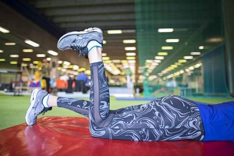 Liikuntaa olisi lisättävä, siitä pitäisi ihminen itse ja kansantalous.