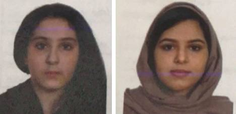 New Yorkin poliisi tutkii Tala ja Rotana Farean kuolemaa. He olivat ilmoittautuneet turvapaikanhakijoiksi.
