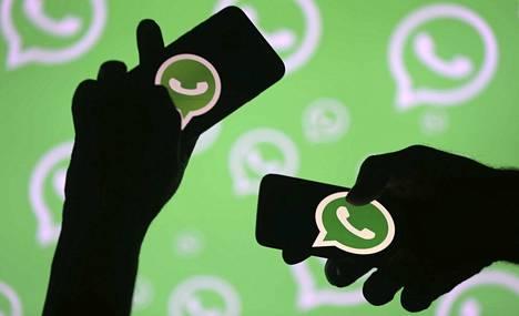 Mainoksia aletaan nähdä ensi vuonna Whatsappissa.
