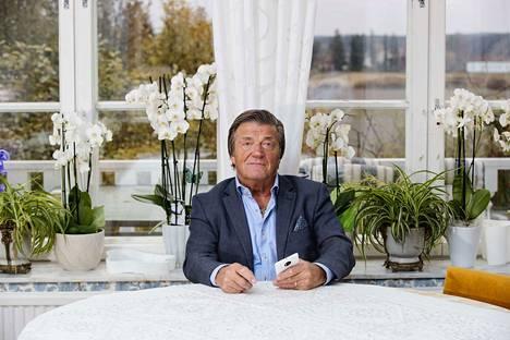 Kalaliike V. Hukkanen Oy:n yrittäjä Veijo Hukkanen ansaitsi vuonna 2017 lähes 600000 euroa.