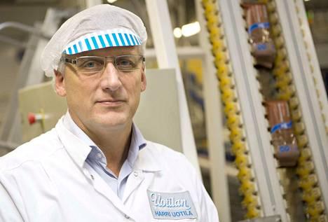 Pälkäneellä toimivan Uotilan Leipomon yrittäjän Harri Uotilan tulot olivat viime vuonna reilut 122000 euroa.