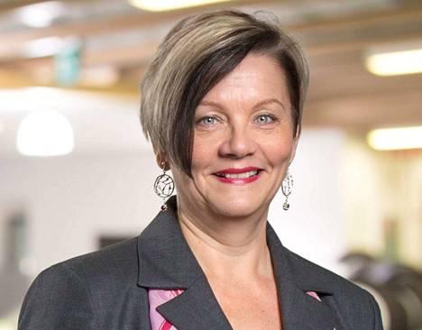 Anne Leskelä työskenteli Nokian Renkailla vuodesta 1997 viime kesään saakka.