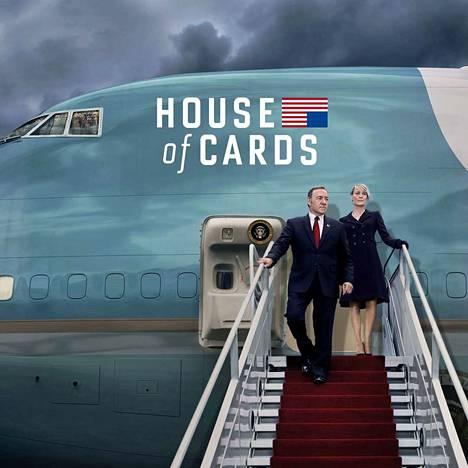 Kantaako Robin Wright huippusarja House of Cardsin ansaittuun loppuun ilman Kevin Spaceytä? Se nähdään nyt, kun huippusarjan viimeinen kausi tulee Netflixiin.