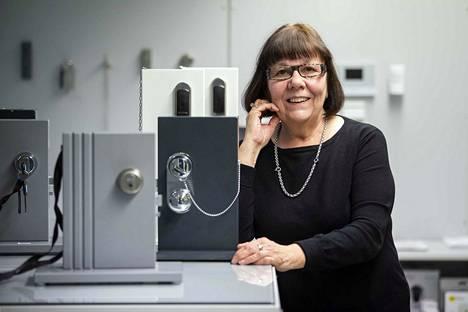 Marja-Liisa Otonkorpi teki miehensä kanssa Aseman Lukossa pitkää päivää. Vuonna 1977 aloittanut yritys kasvoi vuosien mittaan 15 hengen yritykseksi. –Hoidimme esimerkiksi ympärivuorokautisen päivystyksen seitsemäntoista vuoden ajan itse.