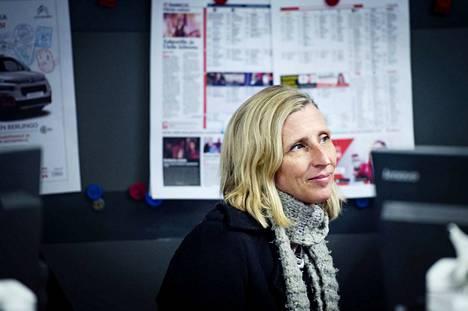 Julkiset verotiedot ovat tutkiville toimittajille loistava työkalu, sanoo Ellen Barry.