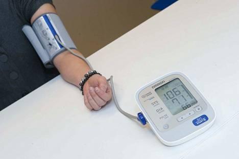 Tutkimus on jo kertonut, että verenpainelääkkeet madaltavat kuolemanriskiä.