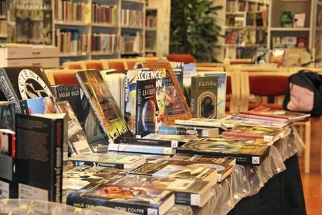 Mulltian kunnanhallitus pohtii tiistaina kunnan kirjaston johtamiskuvioita. Ehdotus on, että kirjastovirkailijan virkanimike muutetaan huhtikuun alusta kirjastonjohtajaksi.