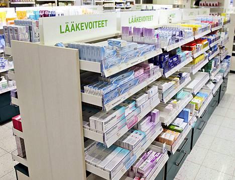 Hallitus haluaa avata itsehoitolääkkeiden hintakilpailun ja helpottaa uusien apteekkien avaamista.