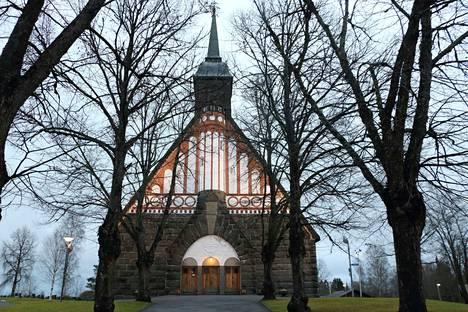 Pomarkun seurakunnan kirkkoherra Hannu Anttoora lähettää kirjeen seurakuntalaisille, jotka eroavat kirkosta. Kankaanpäässä on sama käytäntö.