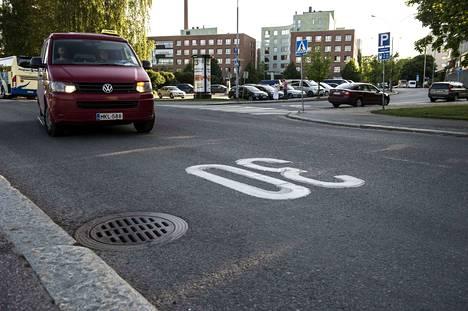 Tampere alkoi laskea nopeusrajoituksia vuonna 2016 hyväksytyn suunnitelman mukaisesti.