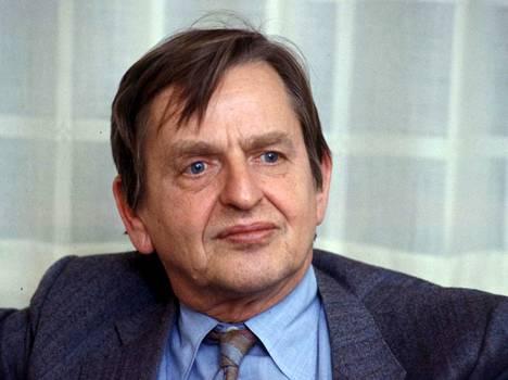 Olof Palme ammuttiin Tukholman keskustassa myöhään perjantai-iltana 28. helmikuuta 1986.