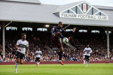 Nousijajoukkue Fulhamin puolustus on ollut kovilla tällä kaudella Valioliigassa.