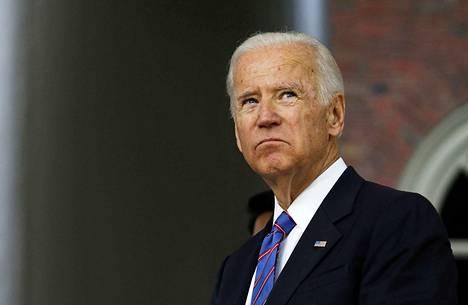 Mielipidemittauksen mukaan entinen varapresidentti Joe Biden olisi nyt demokraattien kärkinimi ehdokkaaksi vuoden 2020 presidentinvaalissa.