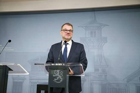 Pääministeri Sipilä isännöi tänään Kesärannassa useita eurooppalaisia pääministereitä ja EU-johtajia, jotka ovat saapuneet Suomeen Euroopan kansanpuolueen puoluekokoukseen.