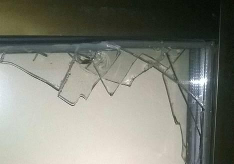 Nokian Sähkötaloon murtauduttiin tiistai-iltana.