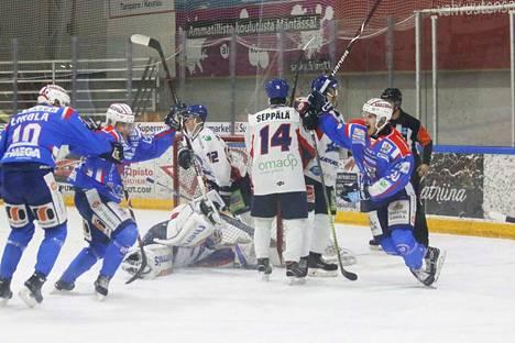 Ottaako KeuPa HT viime kauden Mestis-mestaruutensa lisäksi myös Suomen Cupin mestaruuden? Ottelu Ketterää vastaan alkaa perjantaina 9.11. kello 19 Hartwall Areenalla Helsingissä.