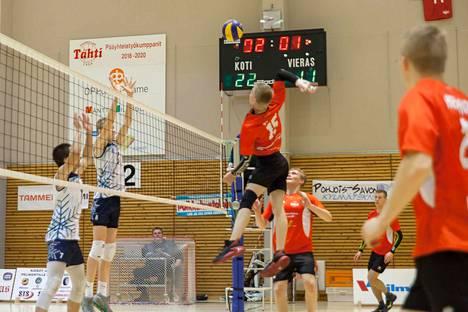 Tähden miehet veivät 3-1 voiton Kuortanetta edustaneesta U17-maajoukkueesta.