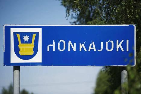 Honkajoella keskimääräinen eläke oli viime vuonna 1247 euroa kuukaudessa.