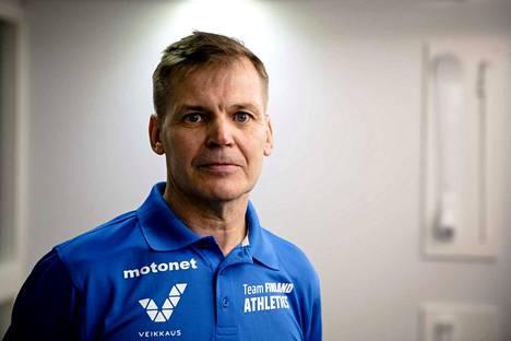 Kari Niemi-Nikkola on Suomen Urheiluliiton uusi valmennusjohtaja. Työ alkaa ensi vuoden tammikuussa.