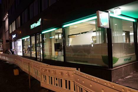 Kurikan osuuspankilla on konttori Tampereella. Se sijaitsee Hämeenkatu 31:ssä.