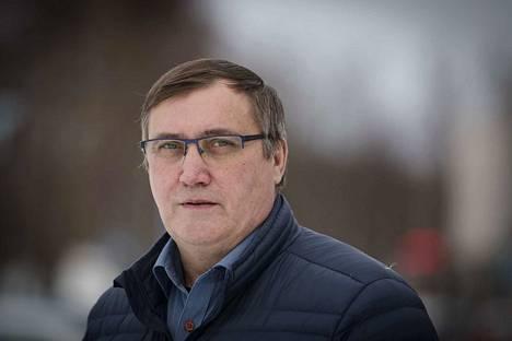 Perussuomalaisten Satakunnan piirin puheenjohtaja Tapio Laurila ei asettunut enää ehdolle seurakuntavaaleissa.