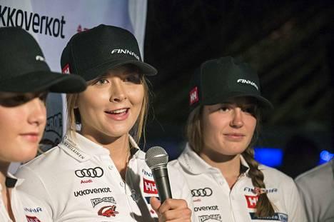 Kia-Emilia Hakala oli suomalaisista toisiksi nopein.
