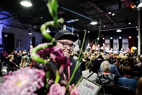 Mediaportaalla työskentelevä Jani Kiltti valittiin vuoden nuoreksi mainonnansuunnittelijaksi.