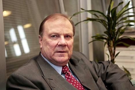 Juristi Matti Järventie on nimitetty Kotilinnasäätiön hallituksen puheenjohtajaksi.