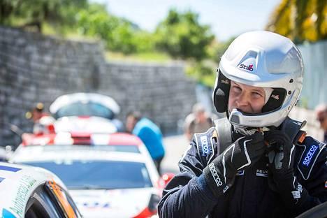 Mänttäläinen Aki Sahila palaa kartturinsa Rami Suorsan kanssa rallipoluille viikonloppuna Ranskan Rallye du Varissa.