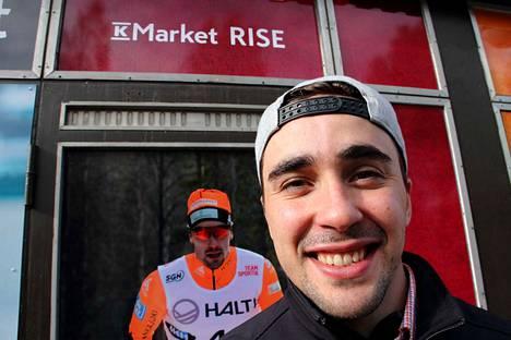 Ristomatti Hakola kilpailee lauantaina perinteisen hiihtotavan sprinttikilpailussa Rukalla.