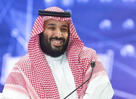 33-vuotias Mohammed bin Salman on kruununprinssi, siis kuninkaan valinta seuraajakseen.