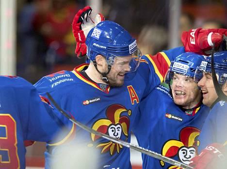 Jesse Joensuun edustaman Jokerien ja Dinamo Moskovan ottelusta on odotettavissa vähämaalinen.