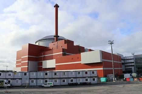 Olkiluodon voimalaitosalueen yhdyskuntajätevesien puhdistamo on saneerausiässä.