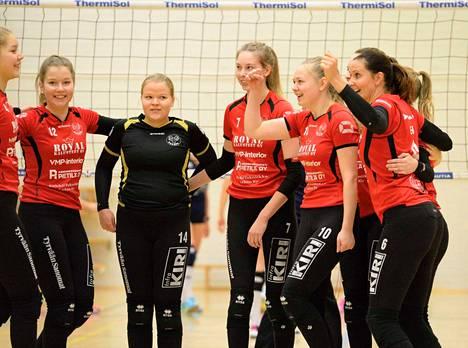 VaLePan naisten joukkue saavutti kauden ensimmäisen tavoitteensa.