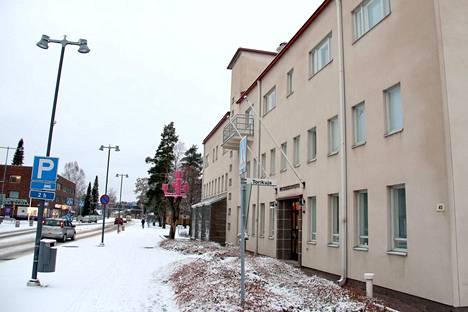 Musiikkiopiston rakennus myydään Toni Vilanderille perustettavan yhtiön lukuun 64 000 eurolla.