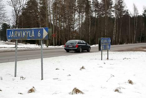 Haistilan vaarallinen risteys jäisi unholaan, mikäli rahoitus saadaan järjestykseen. Hankkeeseen osallistuu myös Ulvilan kaupunki.