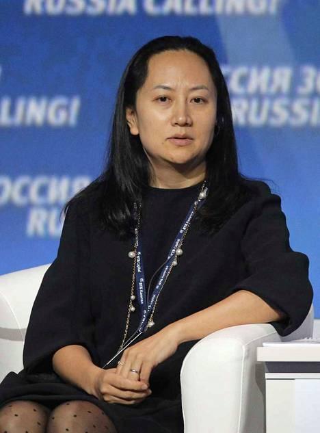 Meng Wangzhou pidätettiin Yhdysvaltojen pyynnöstä Vancouverin lentokentällä Kanadassa.