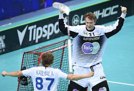 SPV:tä seurajoukkuetasolla edustava Eero Kosonen torjui joulukuussa Suomelle MM-kultaa.