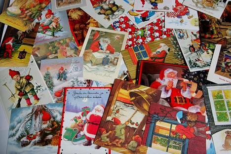 Vuoden ruuhkahuippu postinjakelussa lähestyy. Kuva arkistosta.