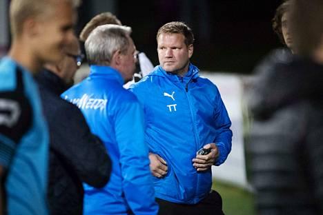 Hakan uusi päävalmentaja Teemu Tainio kertoo, että harjoitusotteluissa nähdään myös tukku testipelaajia.