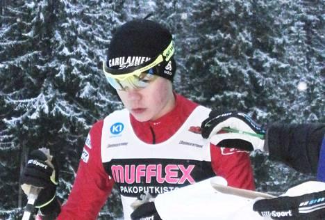 Eemil Helander on yksi Keuruun Kisailijoiden menestyksekkäimmistä hiihtäjistä. Alkavalla hiihtokaudella Helander lukeutuu M18-sarjan maamme kärkihiihtäjiin.