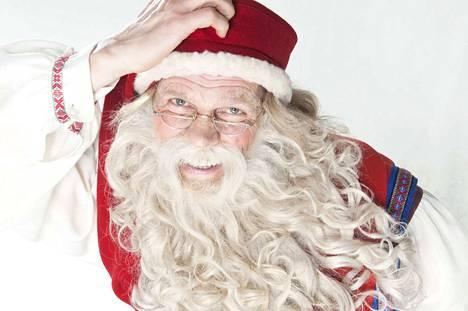 Jouluaattona joulupukki on kiireinen, mutta ehtii silti tonttuapulaisineen ottaa vastaan lasten puheluita suorassa lähetyksessä.