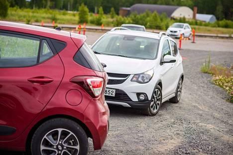 Henkilöautojen muuttaminen nuorisoautoiksi tulee mahdolliseksi marraskuussa 2019l
