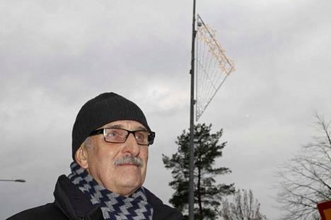Urpo Randell työskenteli Harjavallan Yrittäjien puheenjohtajana vuosina 1987–1990.