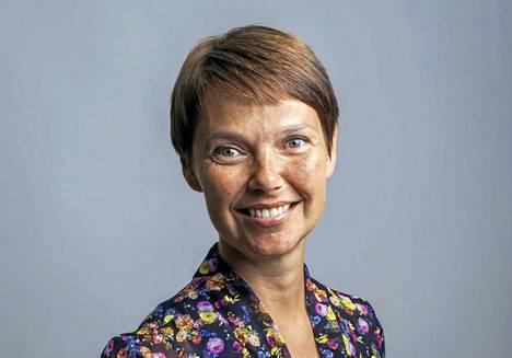 Katja Kannonlahti.
